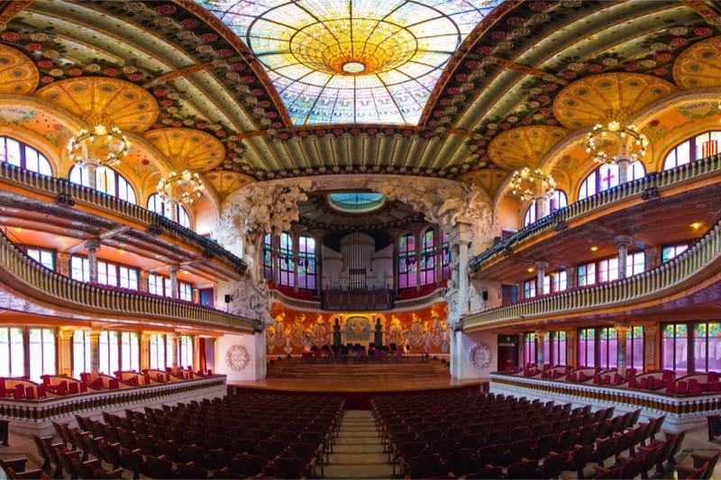 Unesco palau de la música