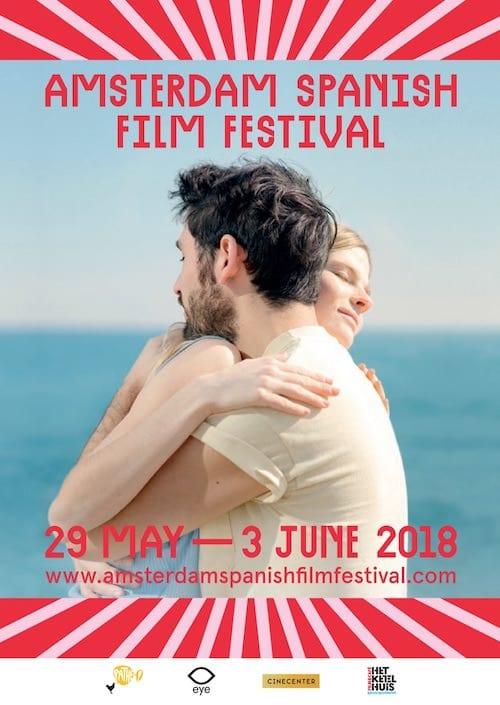 poster spanish film festival amsterdam 2018