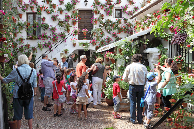 festival patios Cordoba