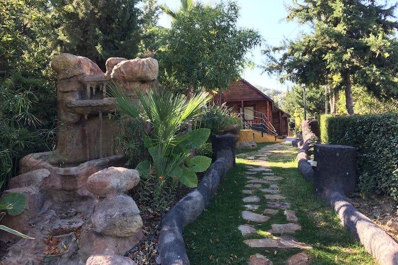 bungalow gilmañas la iruela