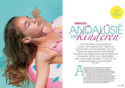 Andalusie minigids