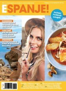Cover magazine Espanje! nummer 3 2018