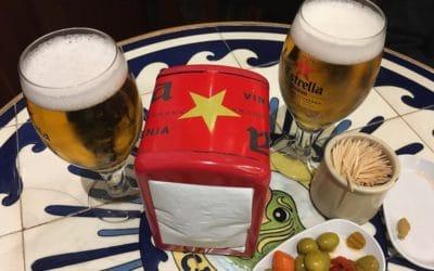 Nergens ter wereld zoveel bars als in Spanje