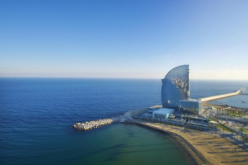 Top 10 beste hotels in Barcelona