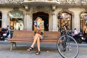 fotowedstrijd rambla catalunya