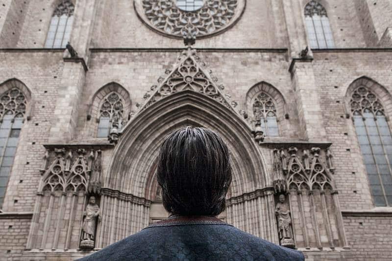 Catedral del Mar netflix