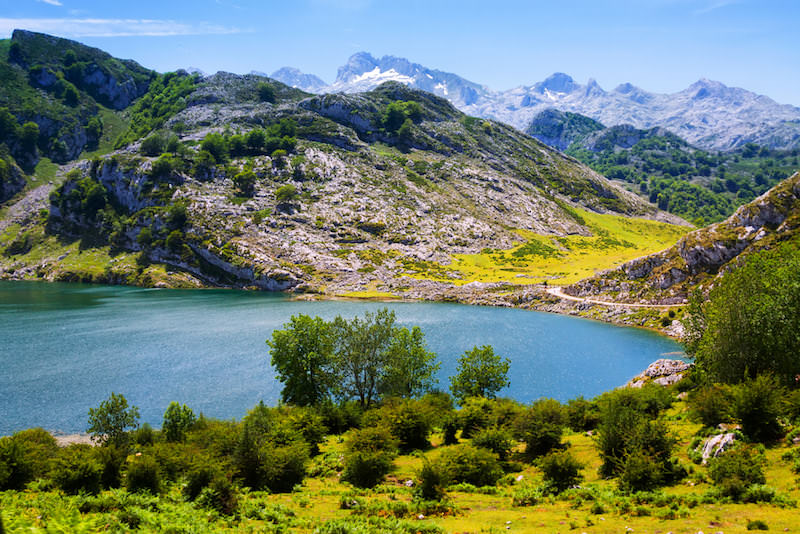 Paraíso para el senderismo: Picos de Europa