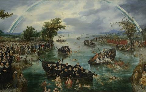 Schilderij van de Tachtigjarige Oorlog