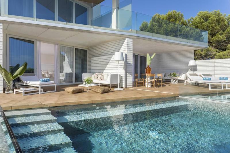 Top 10 Beste hotels op Ibiza