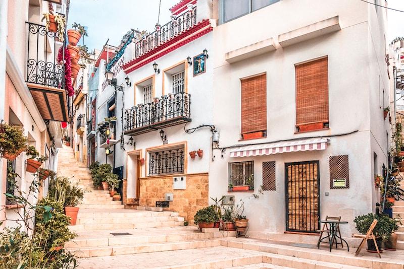 Spaanse steden Spaargeld