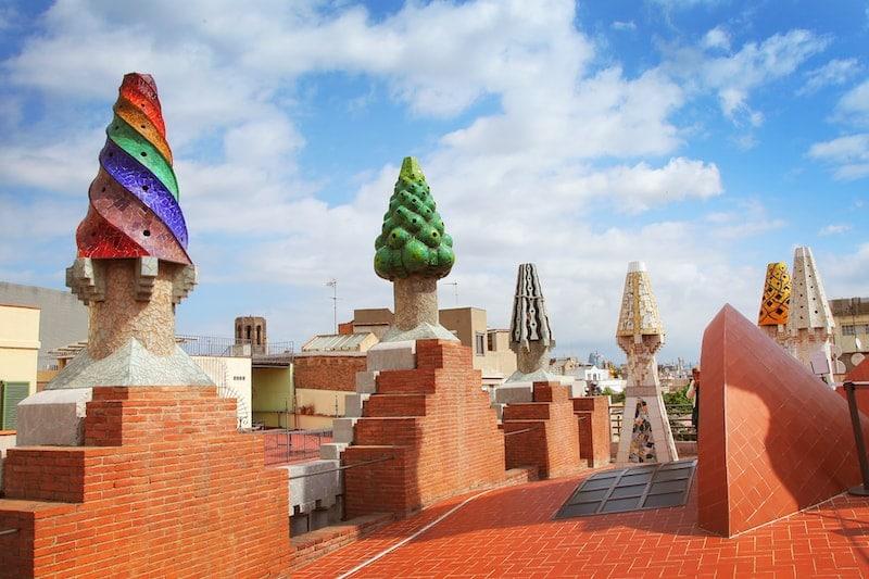 Palau Guell Barcelona