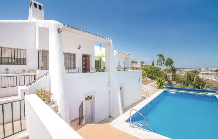 Vakantiehuis Novasol Spanje