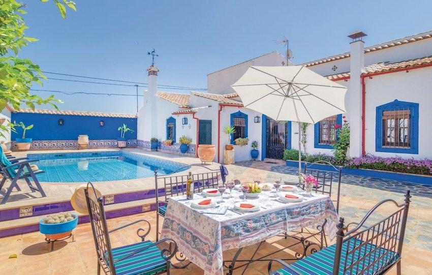 vakantiehuis Andalusia Novasol