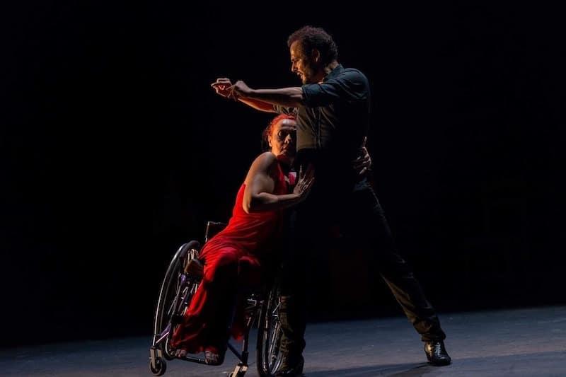 Flamenco show in Nederland