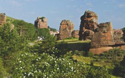 Natuurpark Alto Tajo: een stukje paradijs in Midden-Spanje