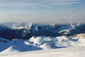 Pyreneeën skiën winter Catalonië