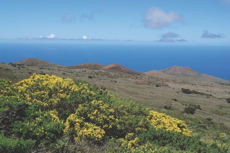 El Hierro: stil vulkaaneiland