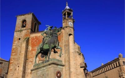 Viaje al pasado: Extremadura bucólica