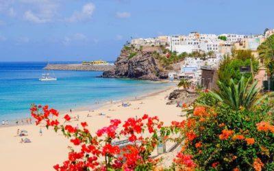 Fuerteventura: fietsen op de maan
