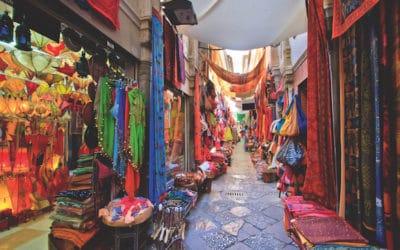 Granada: La herencia musulmana
