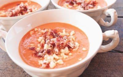 Recept: salmorejo cordobés (zomerse soep)