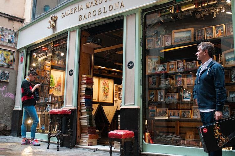 Shoppen: de beste boetieks van Barcelona