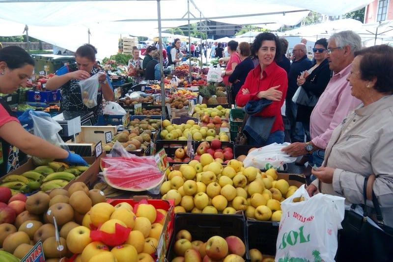 Astrid tipt: kletsen op straat in Asturië