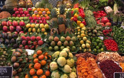 Doris tipt: Lunchen op de markt van Villajoyosa