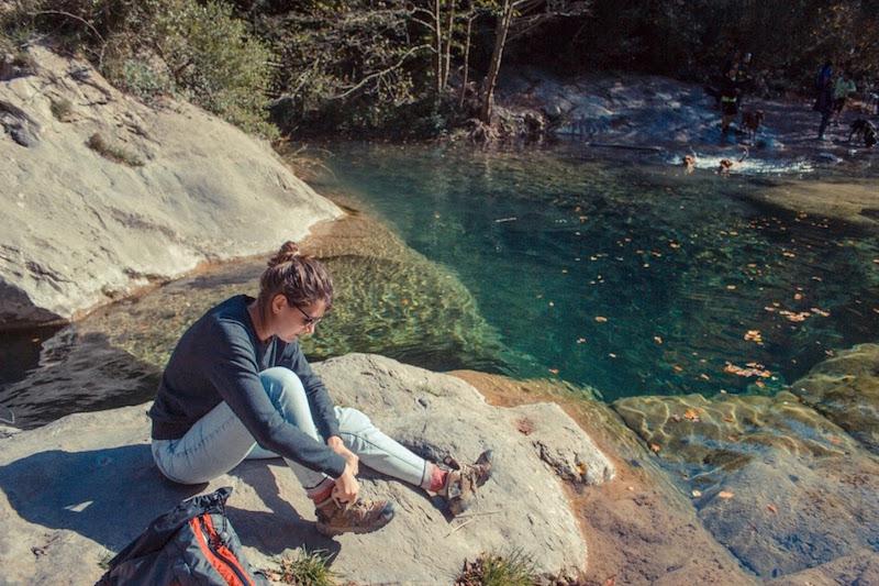 Sterre tipt: wandelen in de Catalaanse bossen