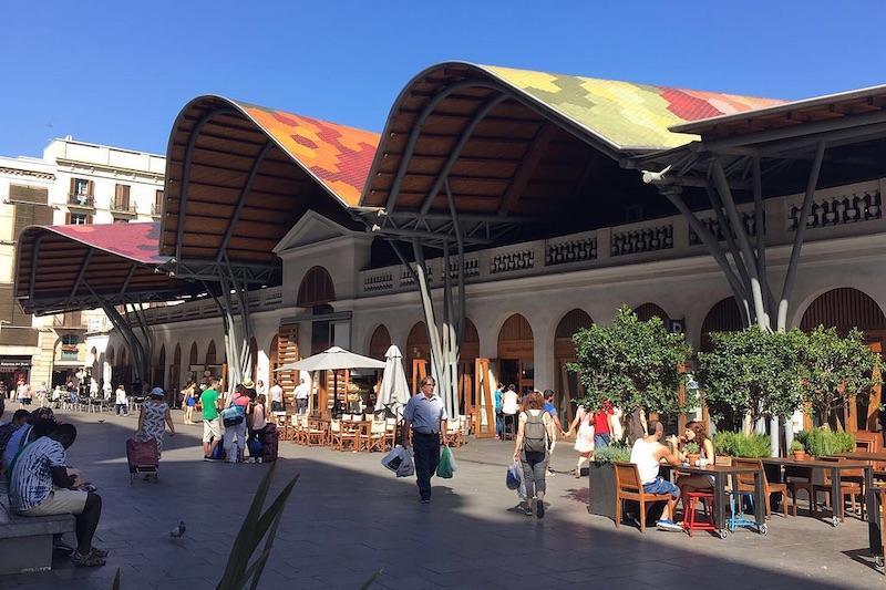 markt Santa Catarina Barcelona