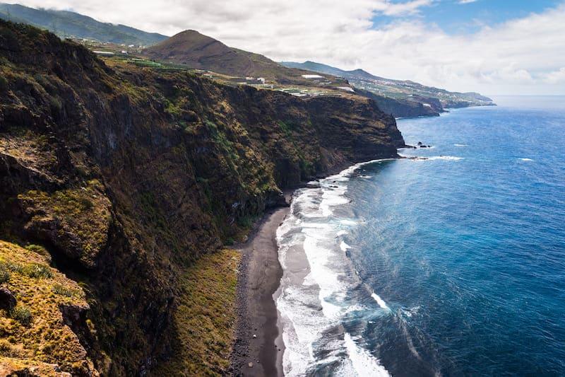 Stranden en natuurzwembaden op La Palma
