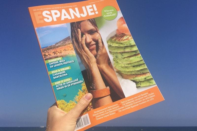 Zomervakantie met ESPANJE!