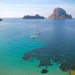 Cala Es Vedra Ibiza Balearen