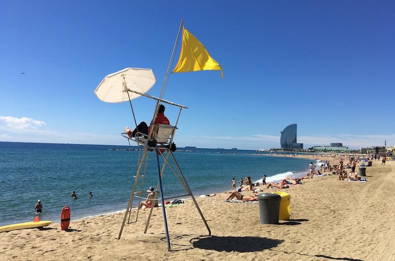 13 x regels op Spaanse stranden