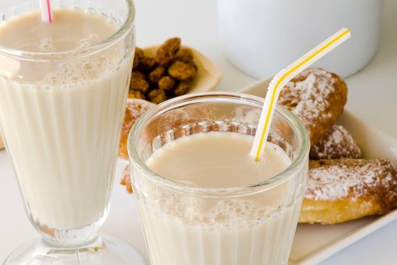 Recept: horchata