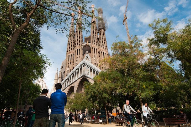 Bezoek de Sagrada Familia in Barcelona entreekaarten