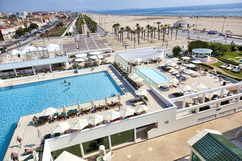 Top 10 Beste Hotels In Valencia Espanje Reis En