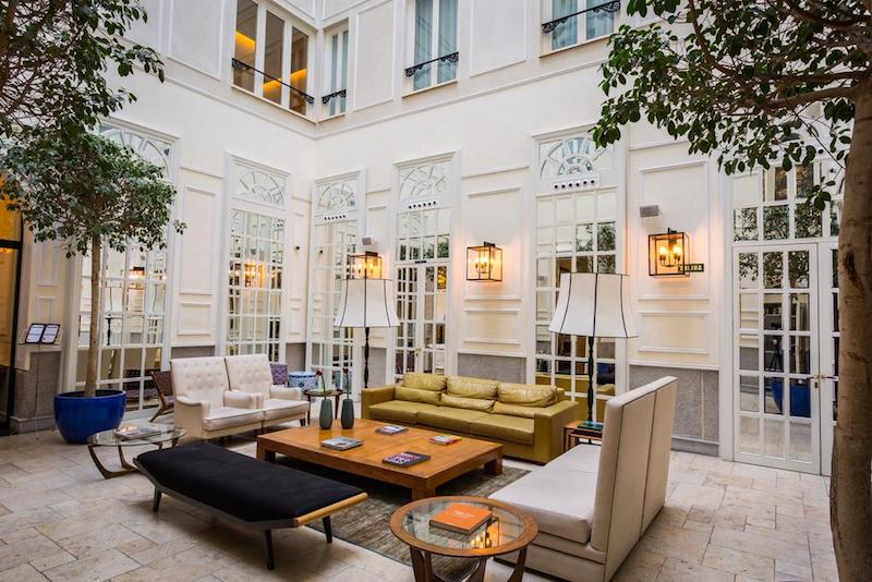 Top 10 Bestel hotels Madrid