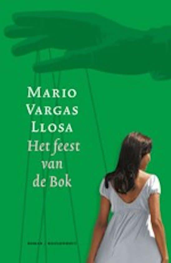Het feest van de bok cover