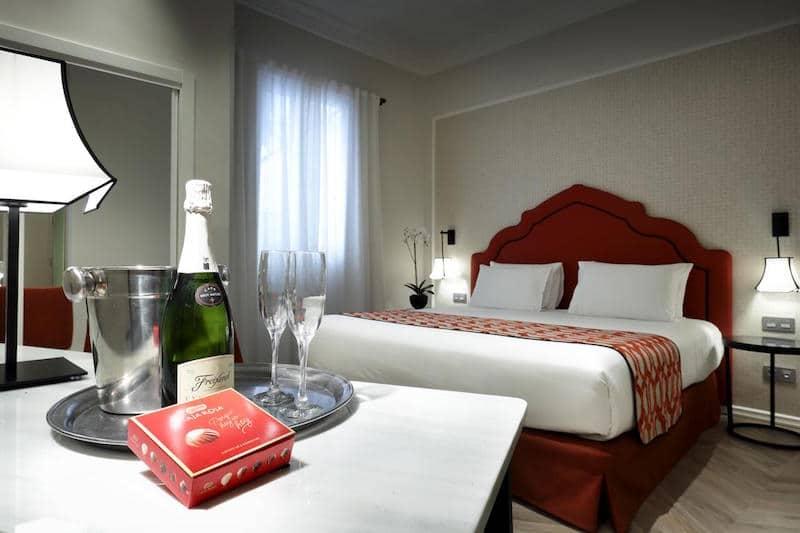 top 10 hotels sevilla