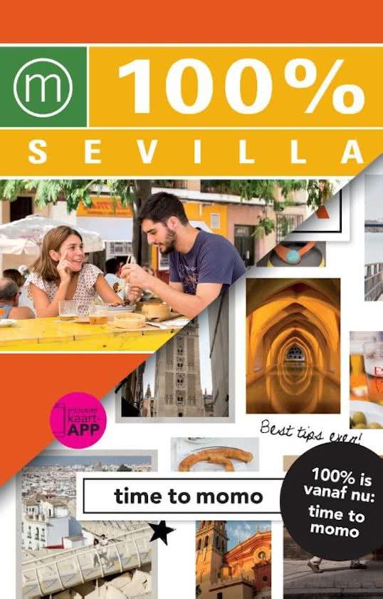 Reisgids timetomomo Sevilla