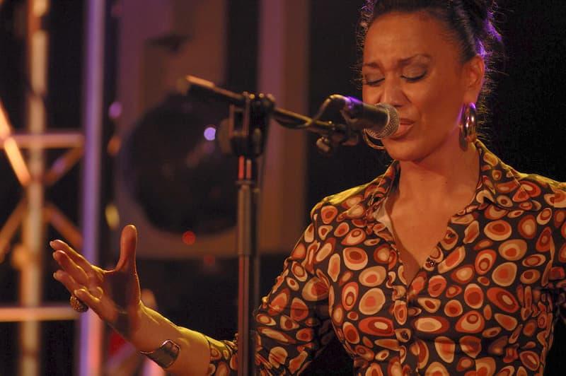 Ginesa Ortega flamenco