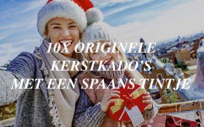 10 cadeautips voor Spanjefans