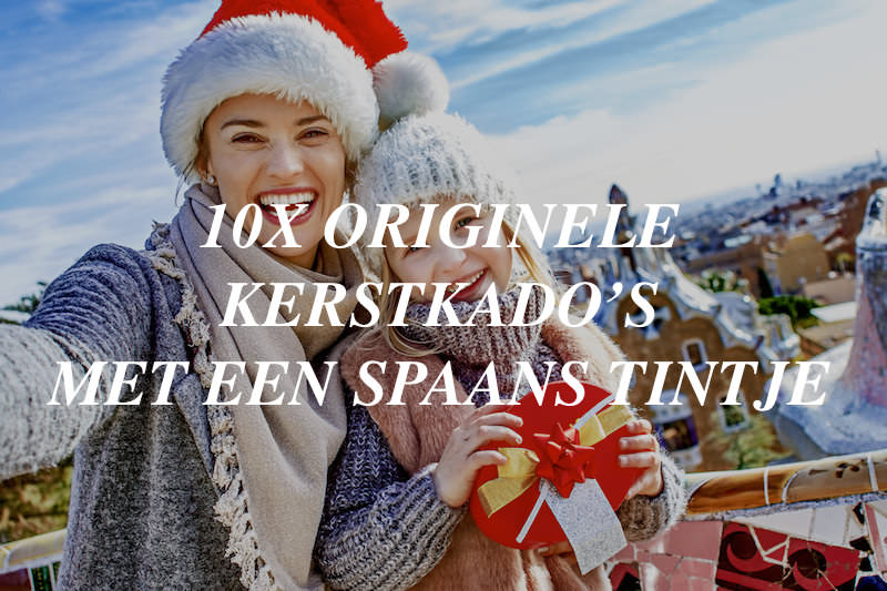 Kerst en Sinterklaas kado's Spaans