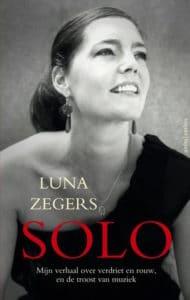 Luna zegers Solo boek