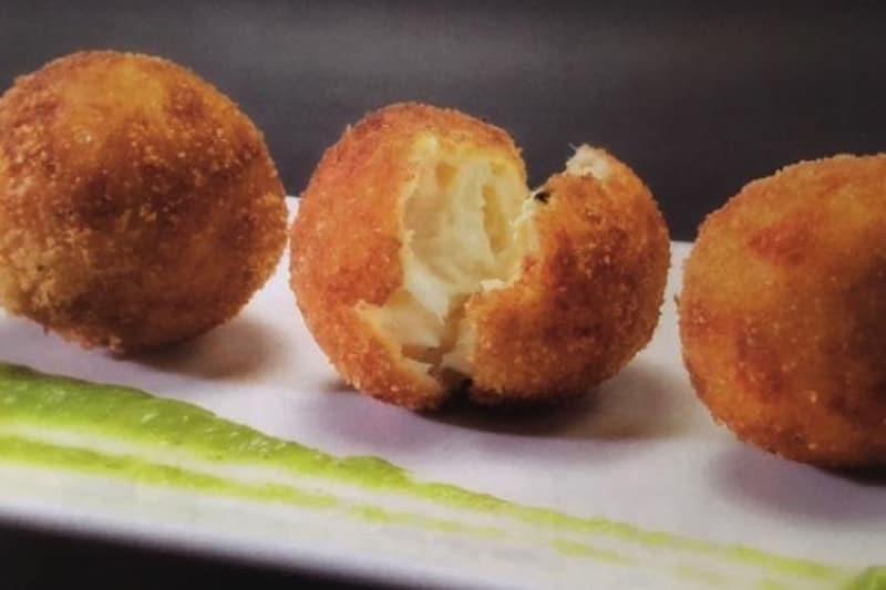 Spaans recept: kroketjes met ham en kaas