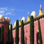 Museum Dalí Figueres Spanje