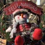 Kerst markt Barcelona