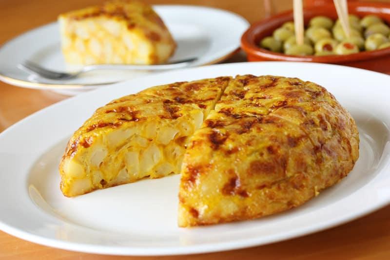 Recept: Spaanse tortilla