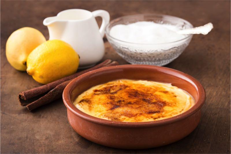 Spaans recept: Crema Catalana